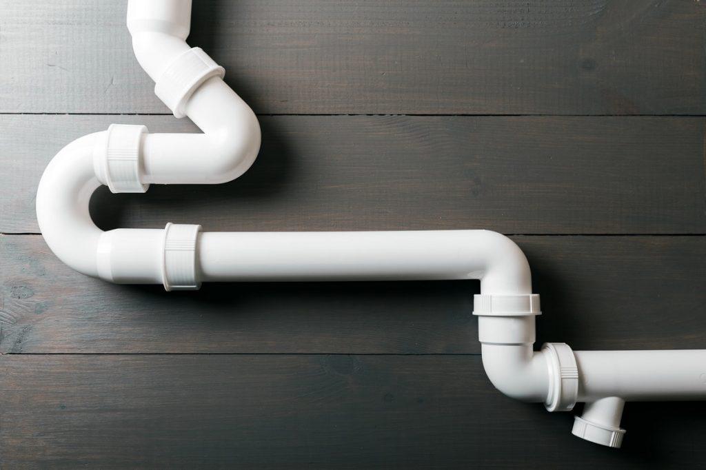 zamontowana rura instalacji sanitarnej w olsztynie